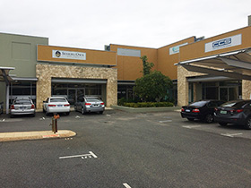 Kinetic Balcatta office Mumford Place
