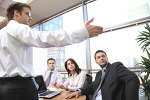 Business marketing Perth presentation