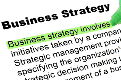 Business strategy marketing